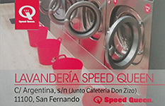 Lavanderia Speed Queen