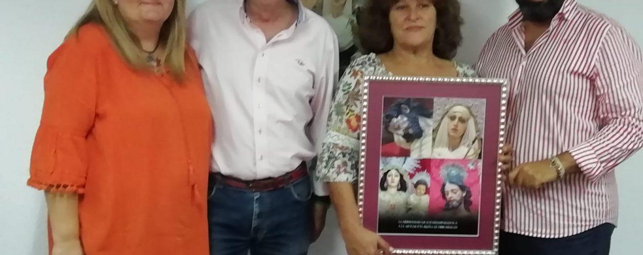 Desamparados entregó a la Asociación de Fibromialgia los beneficios de la convivencia