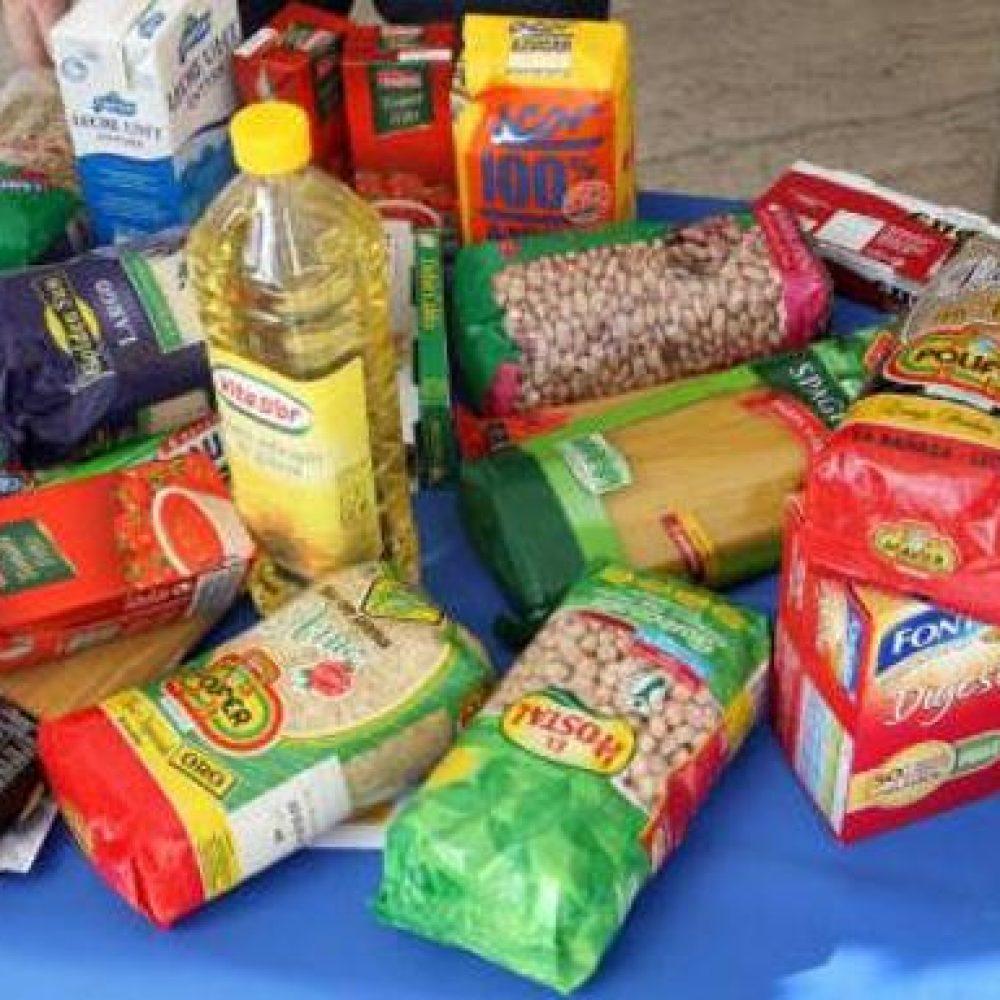 Desamparados entrega los víveres y artículos acopiados en la Campaña de Navidad