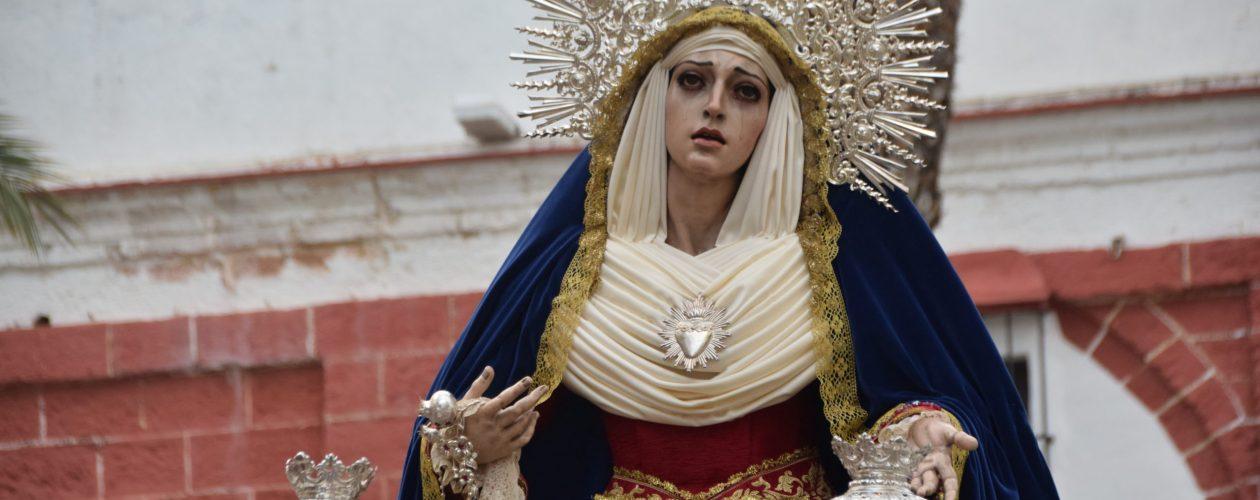 Rosario matutino en honor de Mª Stma. de los Desamparados
