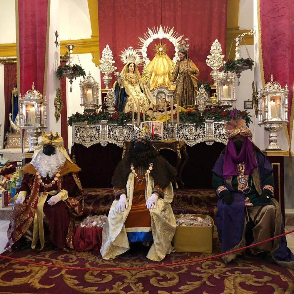 Los Reyes Magos nos despiden hasta el año que viene