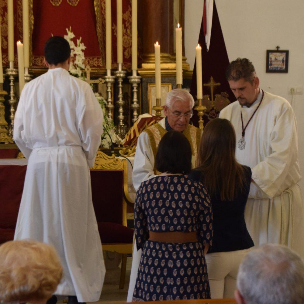 Reanudación de las misas