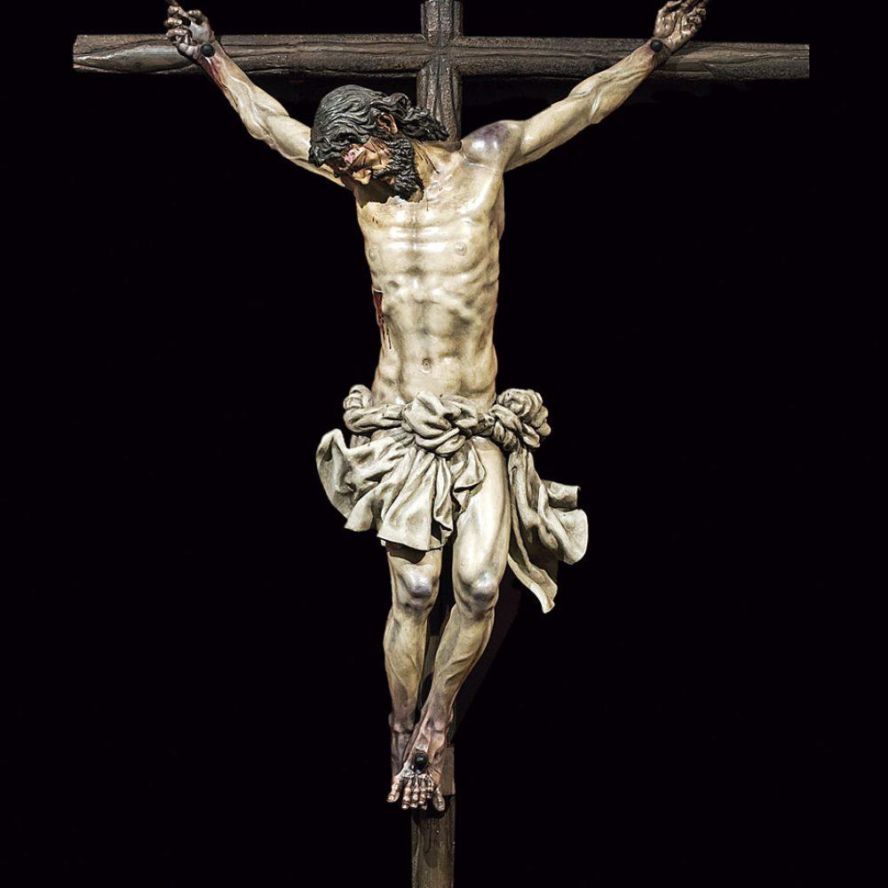 Veneración al Cristo de la Sangre
