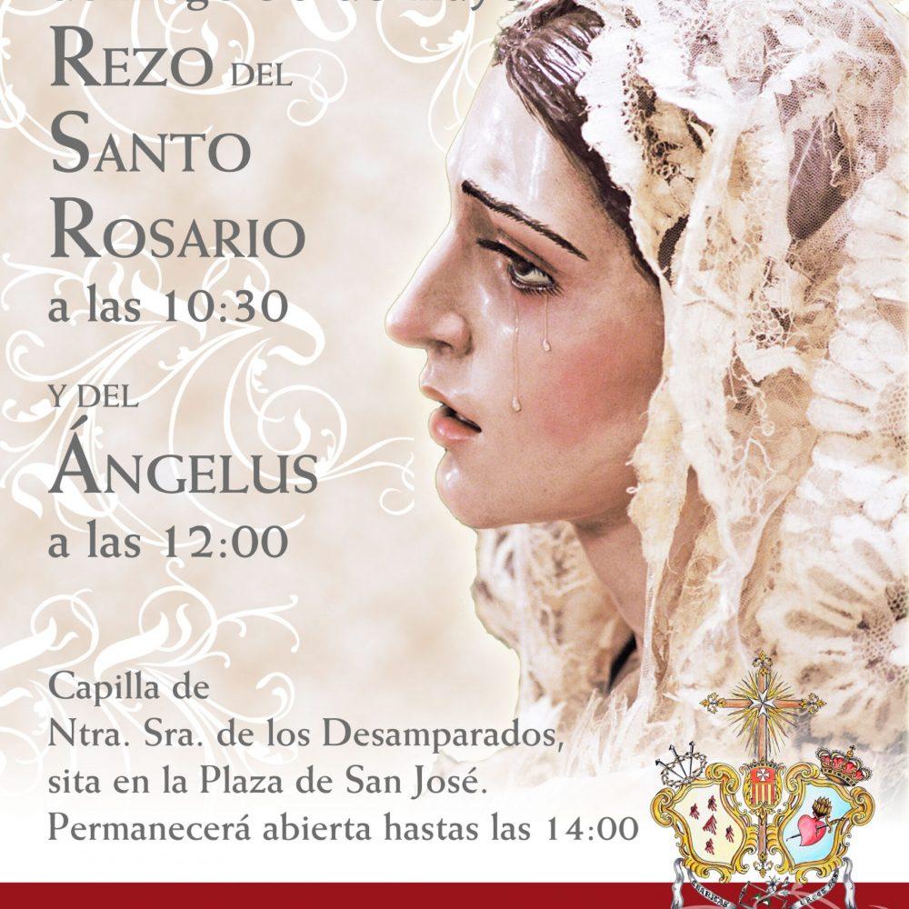Rezo del Santo Rosario y del Ángelus