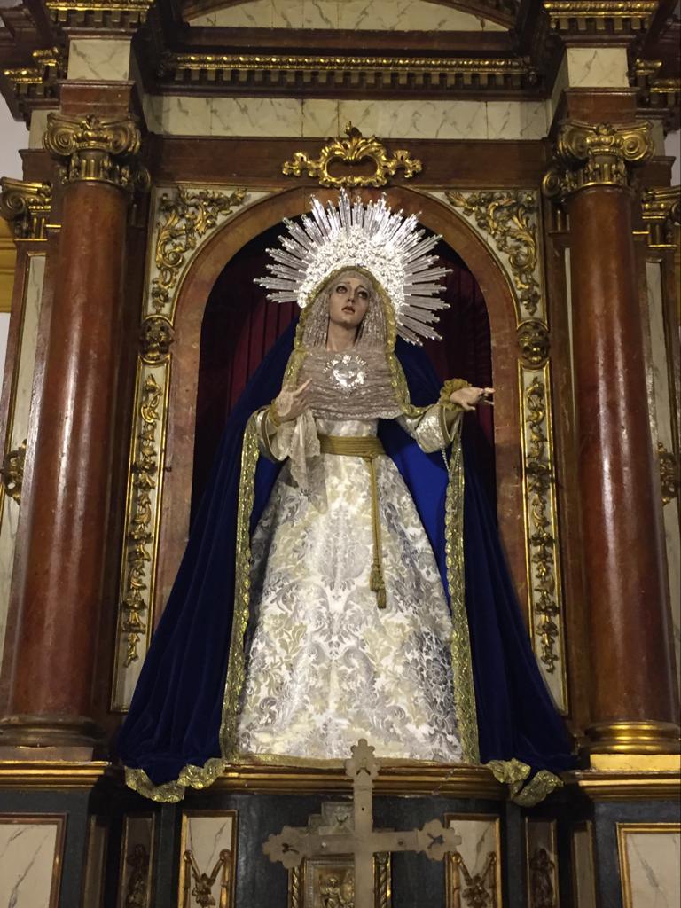 Virgen Desamparados