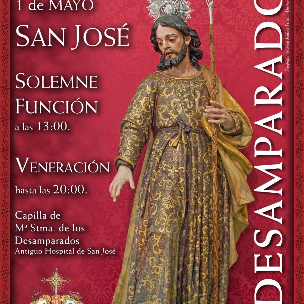 Cultos a nuestro Titular San José